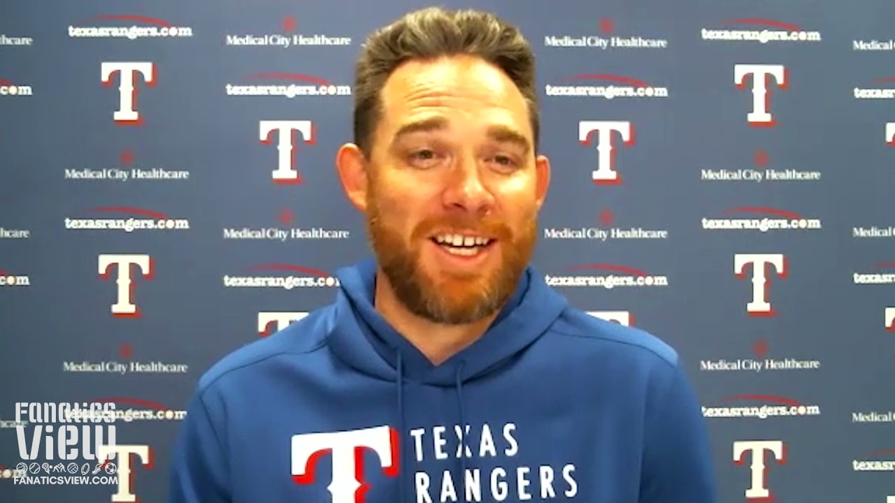 Ian Kennedy Reacts to Mike Trout Striking Out 3 Times & Talks Impressions of Kohei Arihara for Texas