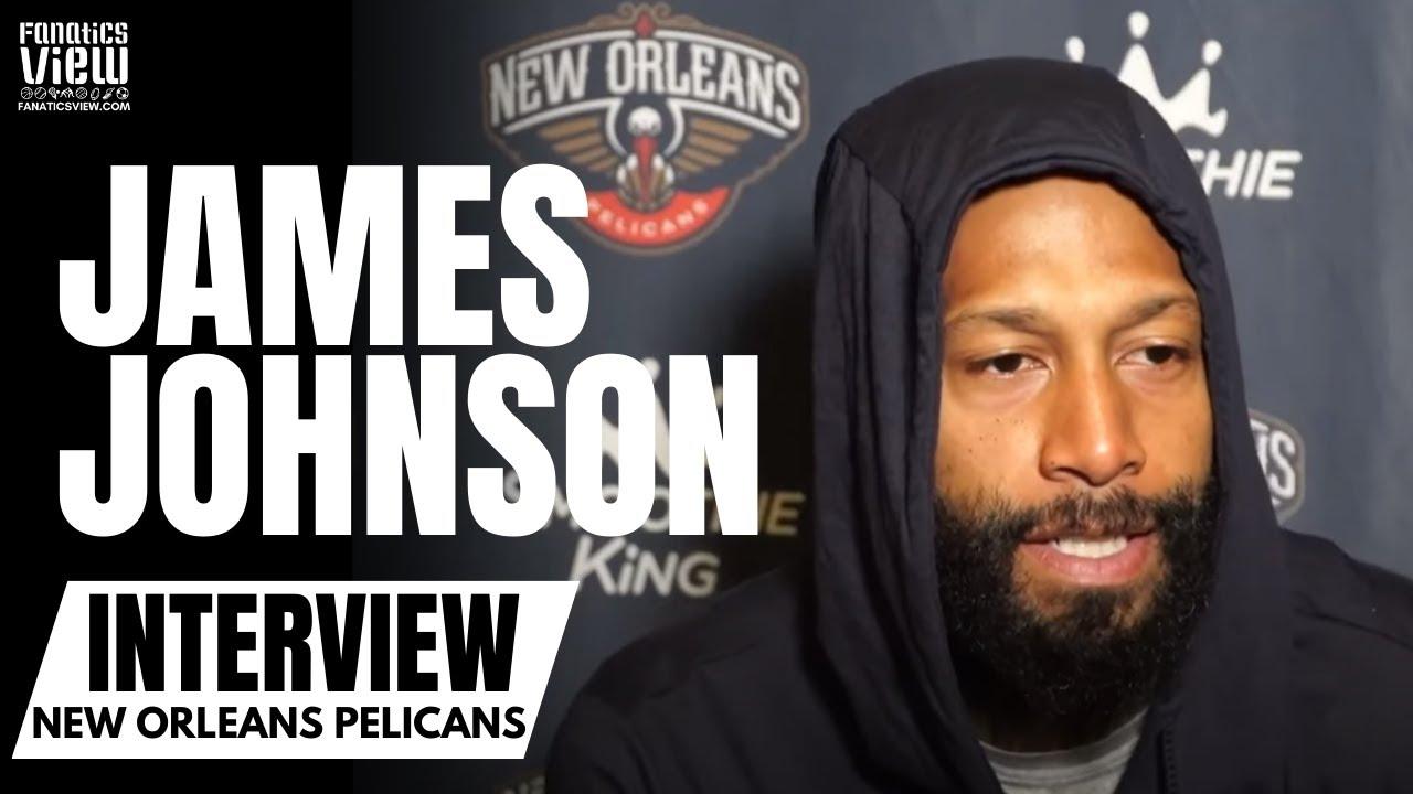 James Johnson Reacts to Dallas Mavericks Trading Him, Excitement to Work With Zion & Brandon Ingram