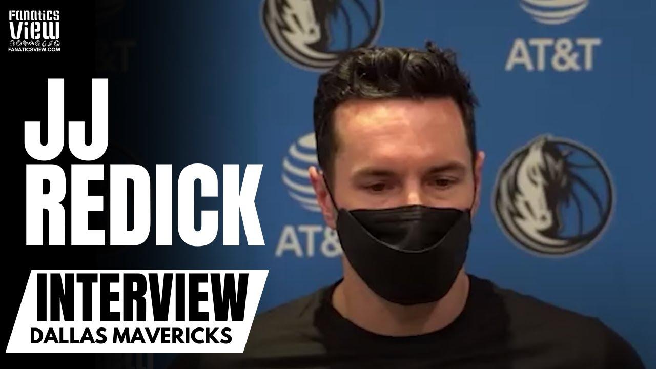JJ Redick talks Luka Doncic, Kristaps Porzingis