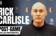 """Rick Carlisle on """"Ugly Night"""" vs. Hornets, Loss Not About Luka Doncic: """"Luka Will Be Fine"""""""