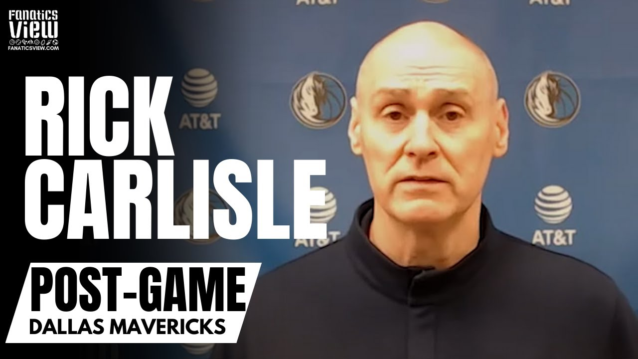 Rick Carlisle on