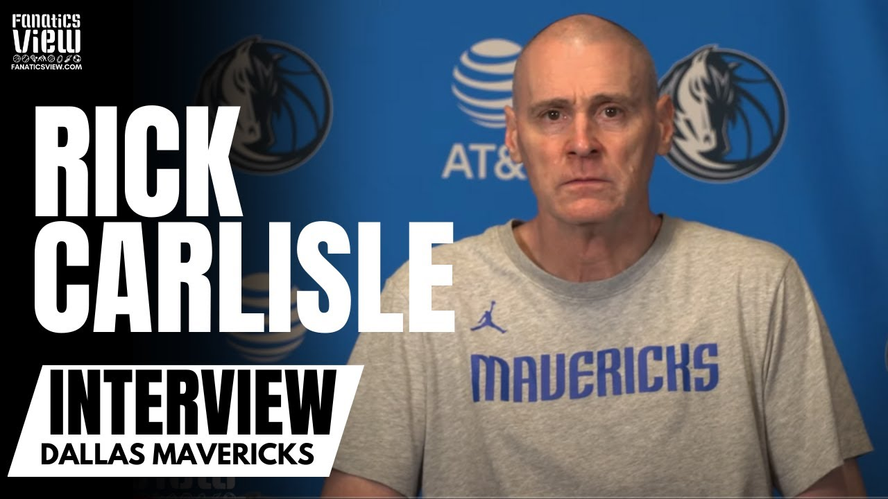 Rick Carlisle talks Possible NBA Expansions Teams, Seattle, Difficulty of Western Conference Again