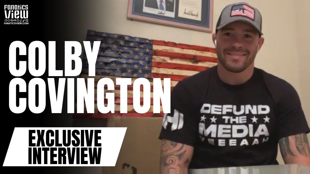 Cody Covington on Kamaru Usman Rematch, McGregor/Poirier II & Dana White (Exclusive)