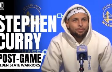 """Steph Curry Reacts to Dallas Mavs Blowout Win vs. Warriors & """"Perfect Storm"""" 25-0 Run by Mavs"""