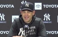Aaron Boone Reacts to Gleyber Torres Walk-Off vs. Chicago White Sox & Jordan Montgomery Outing