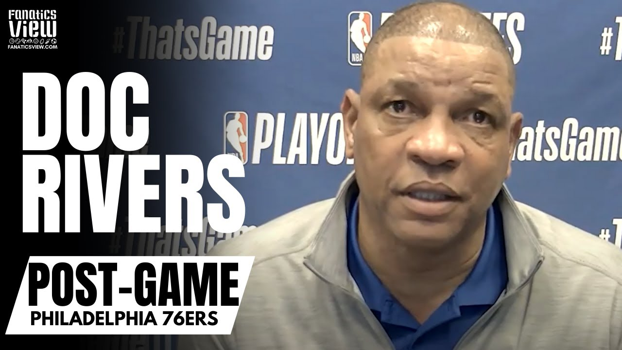 Doc Rivers Blunt Reaction To Ben Simmons Being a Championship Point Guard: