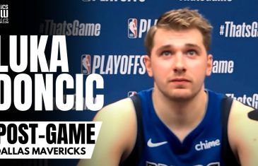 """Luka Doncic Believes in Dallas Mavs for Game 6 & Kawhi Leonard """"Destroyed Us"""" in Game 6"""