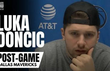 """Luka Doncic Calls Game vs. Memphis: """"One of the Worst I've Ever Played"""" & Reacts to KP's Return"""