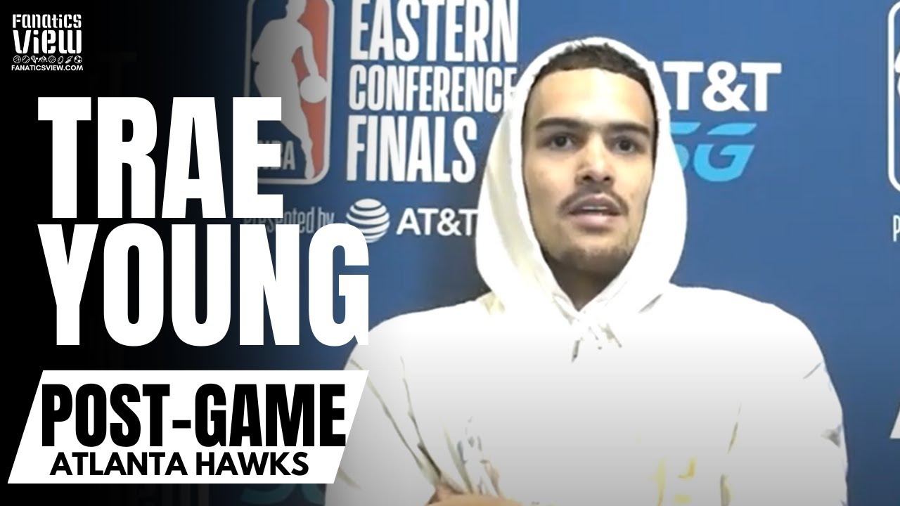 Trae Young Responds to Atlanta Hawks Ceiling: