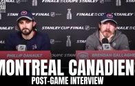 """Brendan Gallagher Gets Choked Up After Montreal Stanley Cup Loss: """"Every Single Guy Gave Everything"""""""