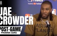 Jae Crowder Reacts to Phoenix Suns Losing NBA Finals & Explains How It Could Be Motivation