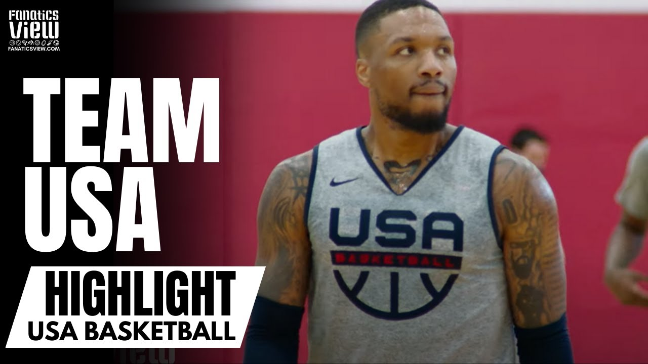 Team USA Gets in First Scrimmages + Jayson Tatum, Bradley Beal & Kevin Love Work on 3-Pointers