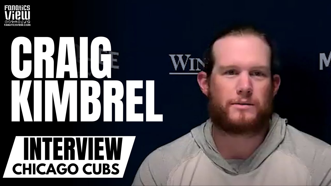 Craig Kimbrel Reacts to Being Traded to Chicago White Sox & Cubs Clubhouse After Roster Blow Up