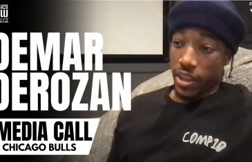 DeMar DeRozan on Playing With Lonzo Ball, Zach LaVine, Nikola Vucevic & Decision to Sign With Bulls