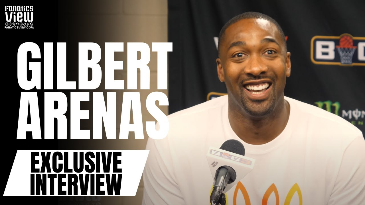 Gilbert Arenas on Luka Doncic Chances Leading Slovenia to Gold: