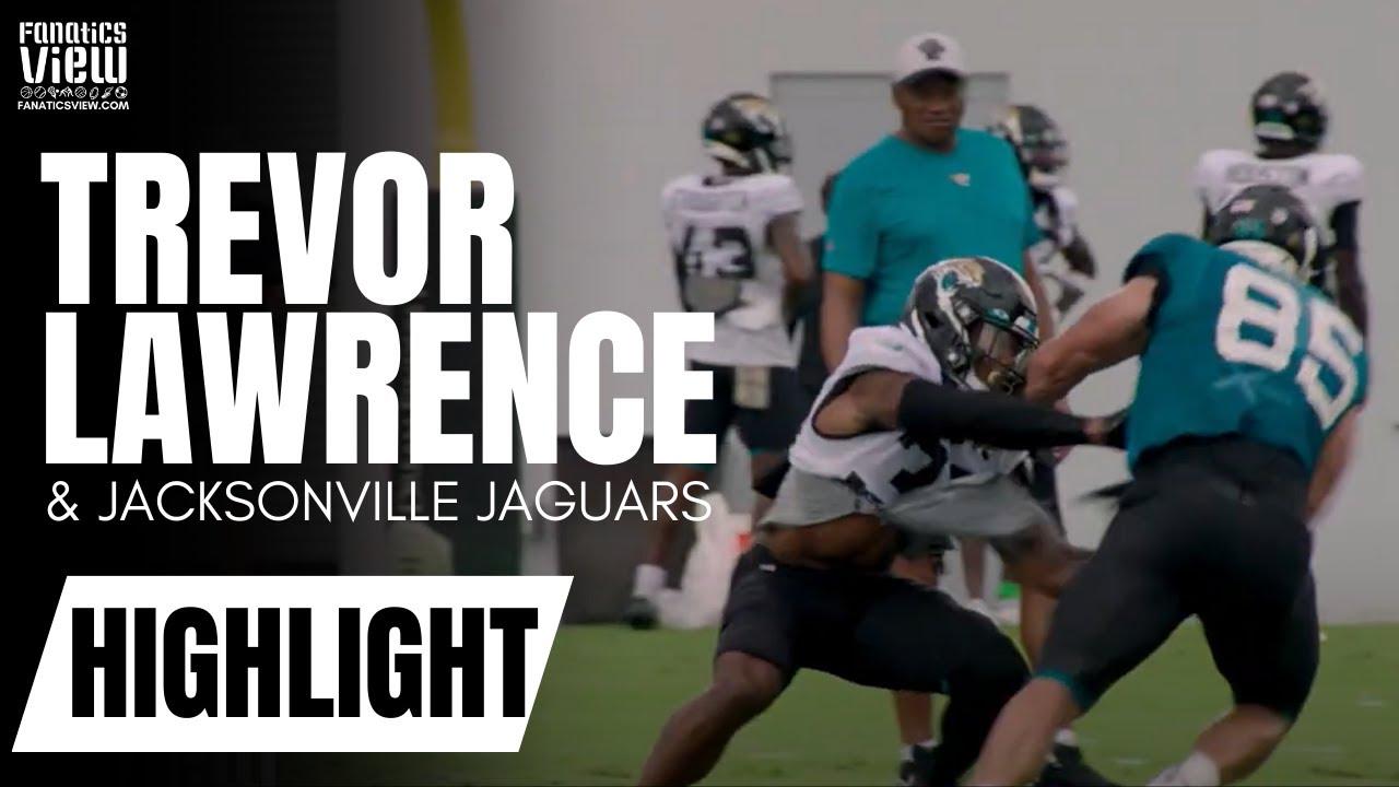 Inside Look at Jacksonville Jaguars Training Camp featuring Trevor Lawrence, Tim Tebow, Gardner Minshew & More