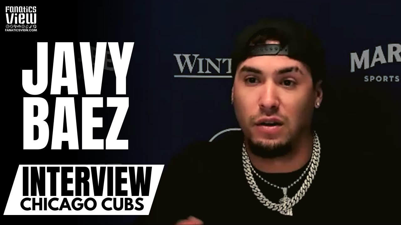 Javy Baez Reacts to Being Traded to New York Mets &