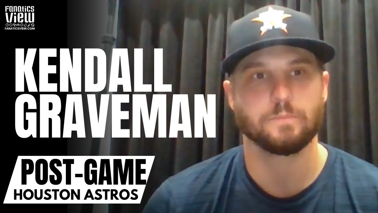 Kendall Graveman Reacts to Being Traded to Houston Astros & Explains Astros Clubhouse Being Close