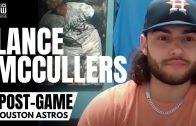 """Lance McCullers Jr. """"Enjoyed"""" Boo's from LA Dodgers Fans & Kendall Graveman """"So Nasty"""" 