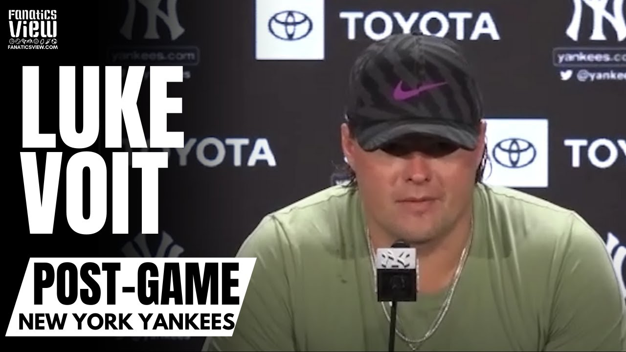 Luke Voit Reacts to Rougned Odor
