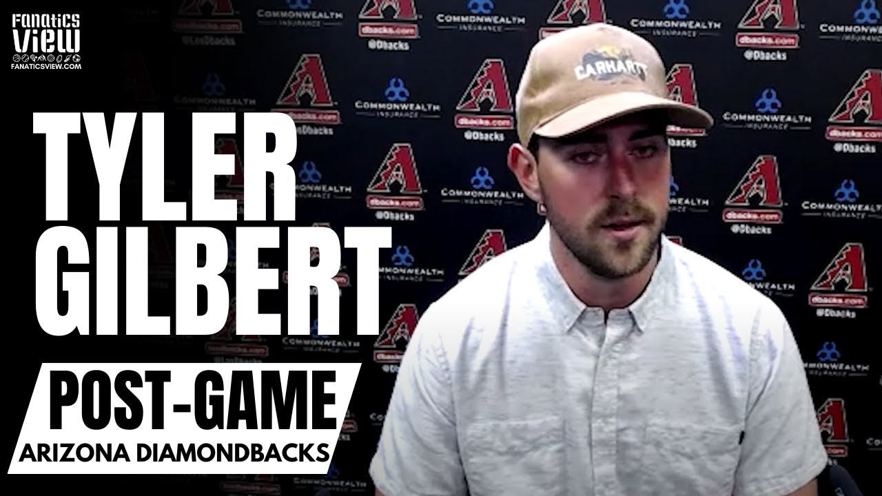 Tyler Gilbert Reacts to Throwing No-Hitter in First Ever MLB Start & Details Working as Electrician