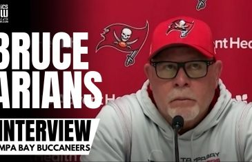 Bruce Arians talks Richard Sherman Interest, Tampa's Win vs. Atlanta & Fournette vs. Jones at RB