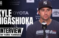 Aaron Boone Previews Yankees vs. Red Sox AL Wild Card Matchup & Talks Gio Urshela Epic Catch