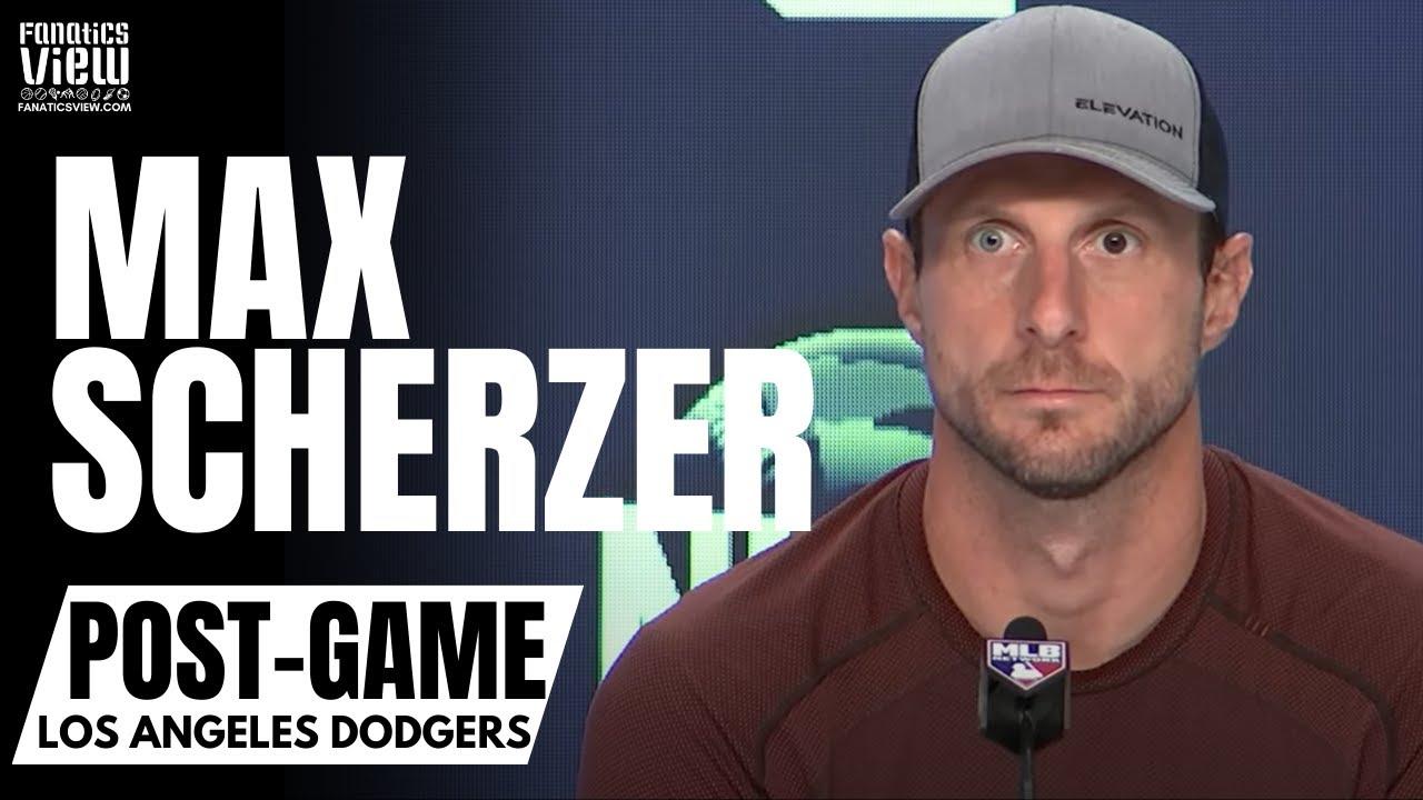 Max Scherzer Reveals His