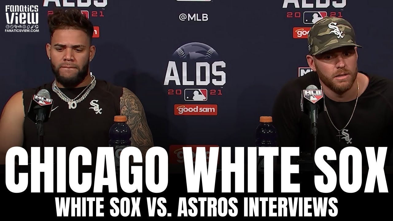 Yoan Moncada & Aaron Bummer React to Ryan Tepera's Astros Comments, White Sox Fan Support